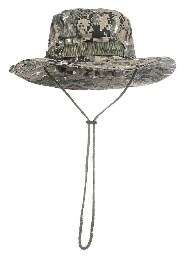 e4c7bd25cf6 Camouflage Bucket Hats Wide Brim Sun Fishing Bucket Hat (Gray Camo) at Amazon  Men s Clothing store
