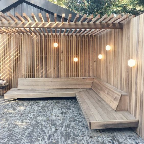 25+ Stylishly Enjoyable Backyard Furniture Ideas You'll Adore is part of Garden - Check out tons of chic and cozy backyard furniture ideas to build an exhilarating outdoor living space  Pick the one that you really love now!