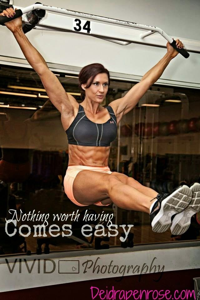 After working hard for 20 weeks, I have 1 week until my first NPC Figure Competition! See my journey at www.deidrapenrose.com #fitness #fitnessmotivation #inspiration #weightloss #exercise