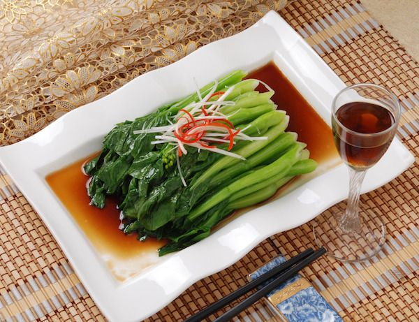 Broccoli rabe recipe with oyster sauce chinese foods recipes food forumfinder Image collections