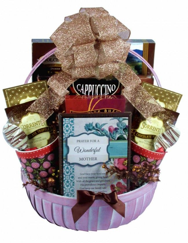 A Special Gift For Mothers – A Coffee Gift Basket For Mom