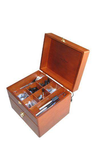 The Vapestation Electronic Cigarette Storage And Accessories Case