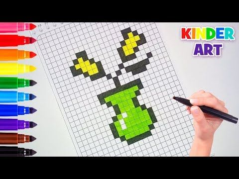 Pizza Pixel Art Kawaii Facile