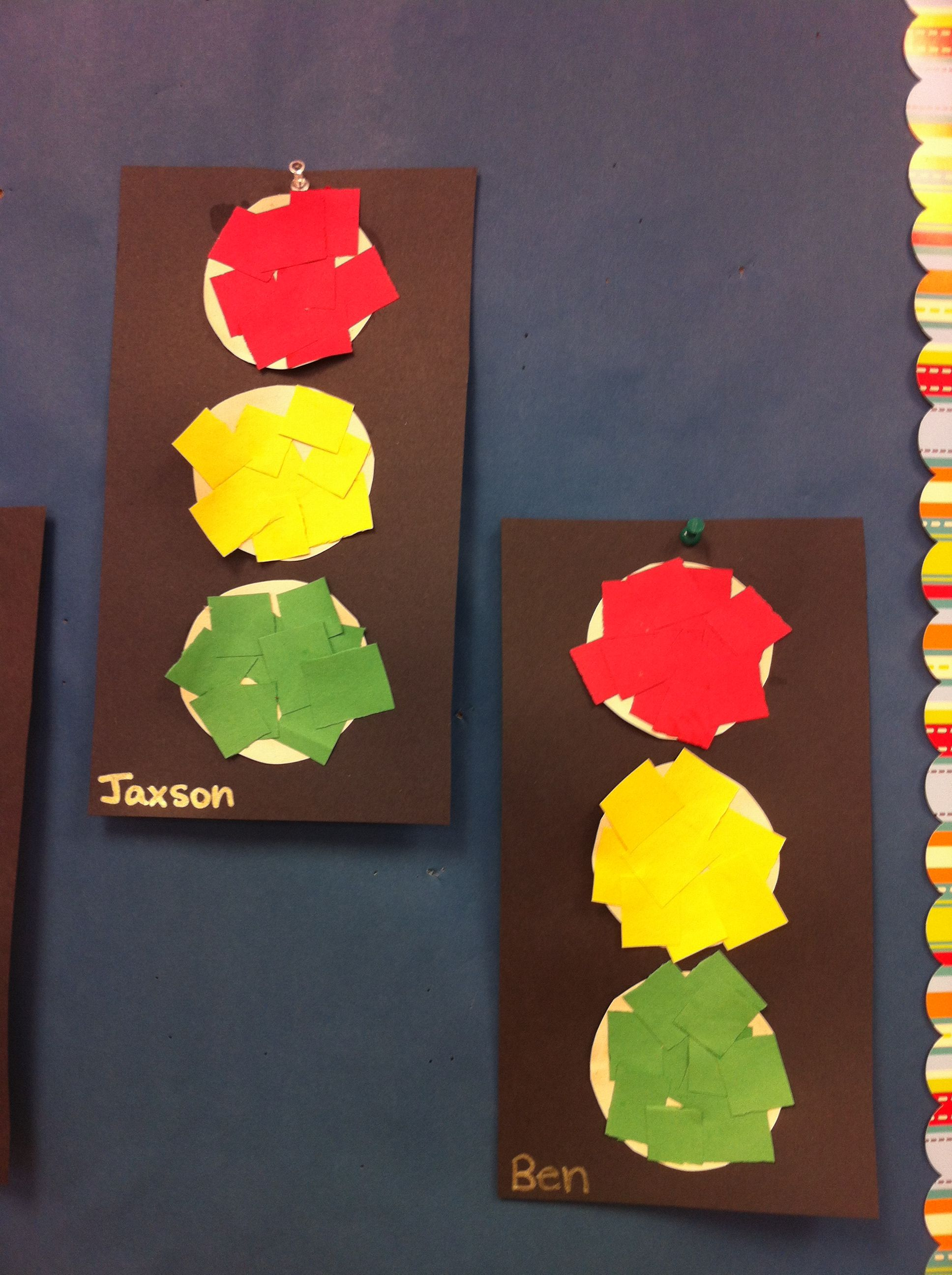 Really Simple Idea To Learn About Colors Easy Measurement For Symbolic Thinking And Good