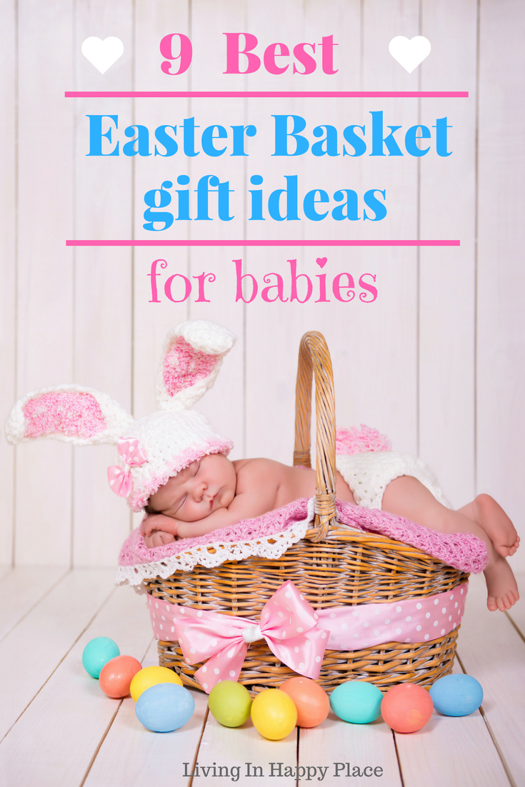 Easter basket ideas for babies easter gift ideas for baby easter basket ideas for babies easter gift ideas for baby negle Gallery