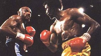 Fights With Marvin Hagler Vs Tommy Hearns Youtube Marvin Tommy Youtube