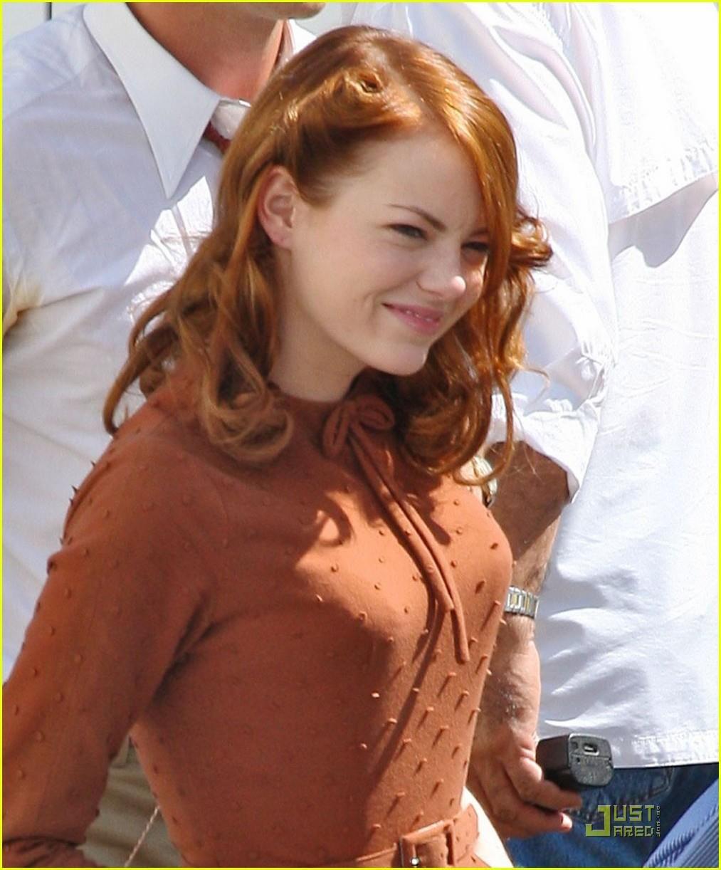 Emma Stone, Actress