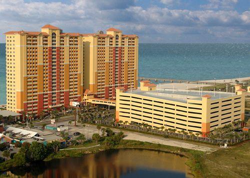 Calypso Resort Condo Rentals Calypso Resort Towers Offers A Blend Of Idealism Panama City Beach Florida Condos Panama City Panama Panama City Beach Condos