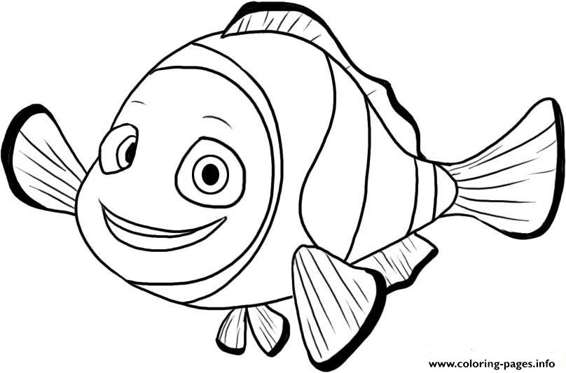 Print Finding Nemo Nemo Coloring Pages Nemo Coloring Pages Finding Nemo Coloring Pages Cartoon Coloring Pages