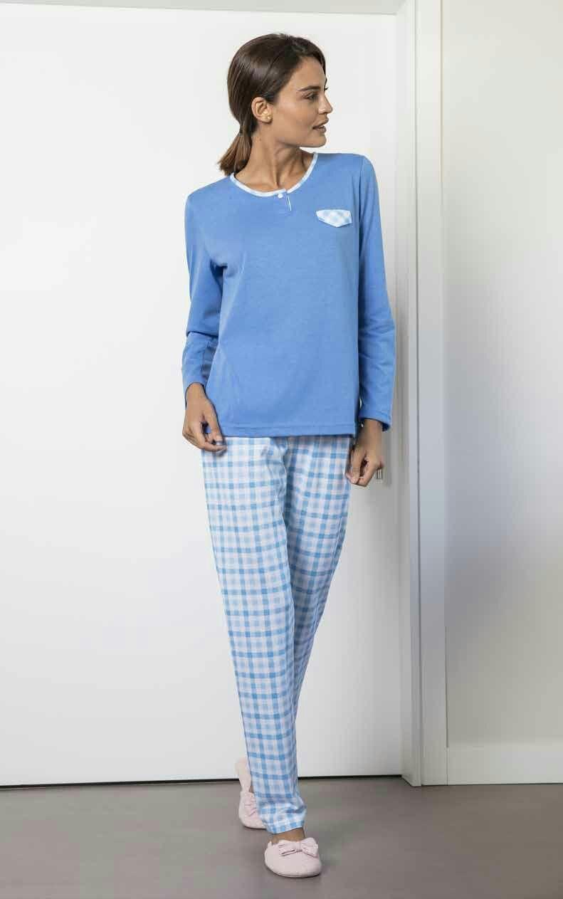 8033e00810 Pijama mujer verano en tejido jersey