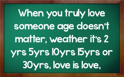 When It Comes To Dating, Do Age Differences Matter ...
