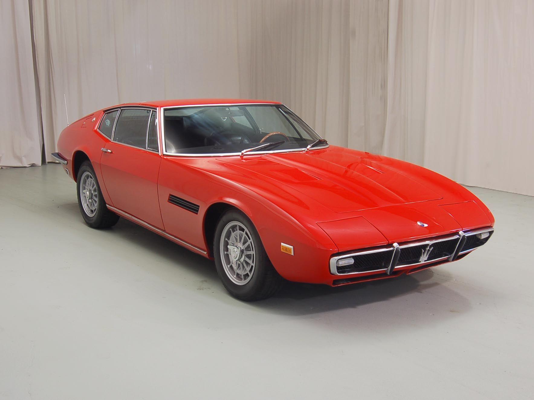 1964 Maserati Mistral Coupe For Sale Rear | Maserati | Pinterest ...