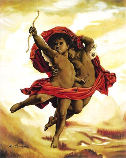 Haitian cupid