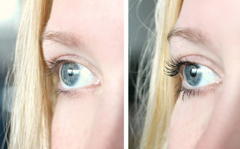 Manhattan Colourist Mascara Lash Tint swatch