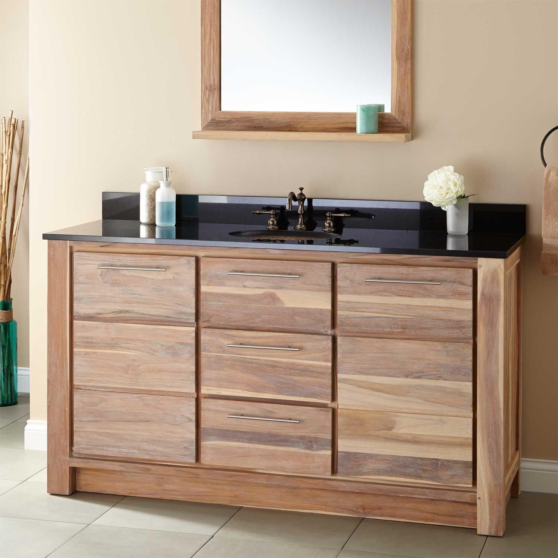 60 single sink bathroom vanity. 60\ 60 Single Sink Bathroom Vanity N