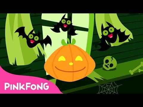 Five Little Pumpkins   Halloween Songs   PINKFONG Songs for ...