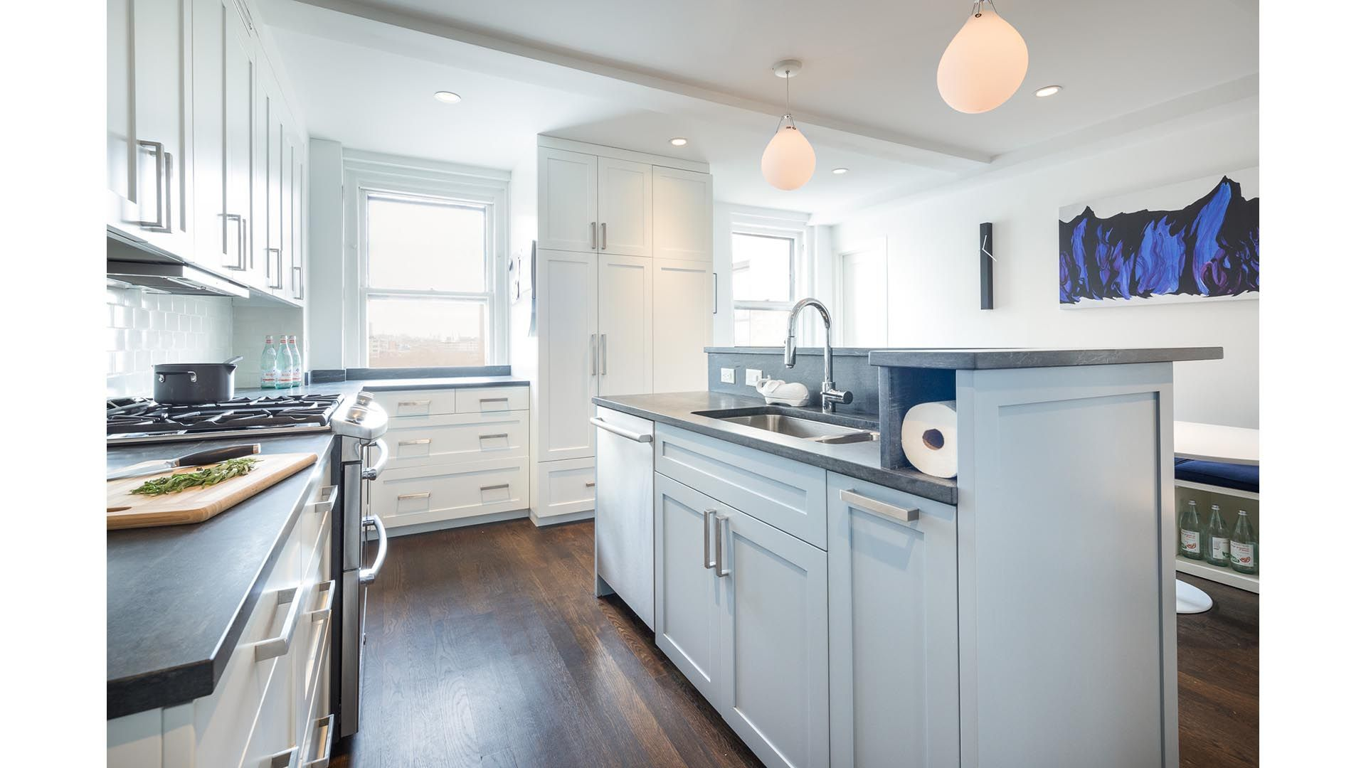 Pin by Ben Herzog Architect on Kitchens Brooklyn heights
