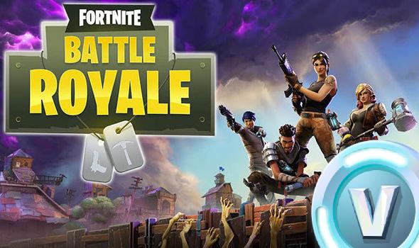 Hack Fortnite Battle Royale Apk Get Unlimited V Bucks No