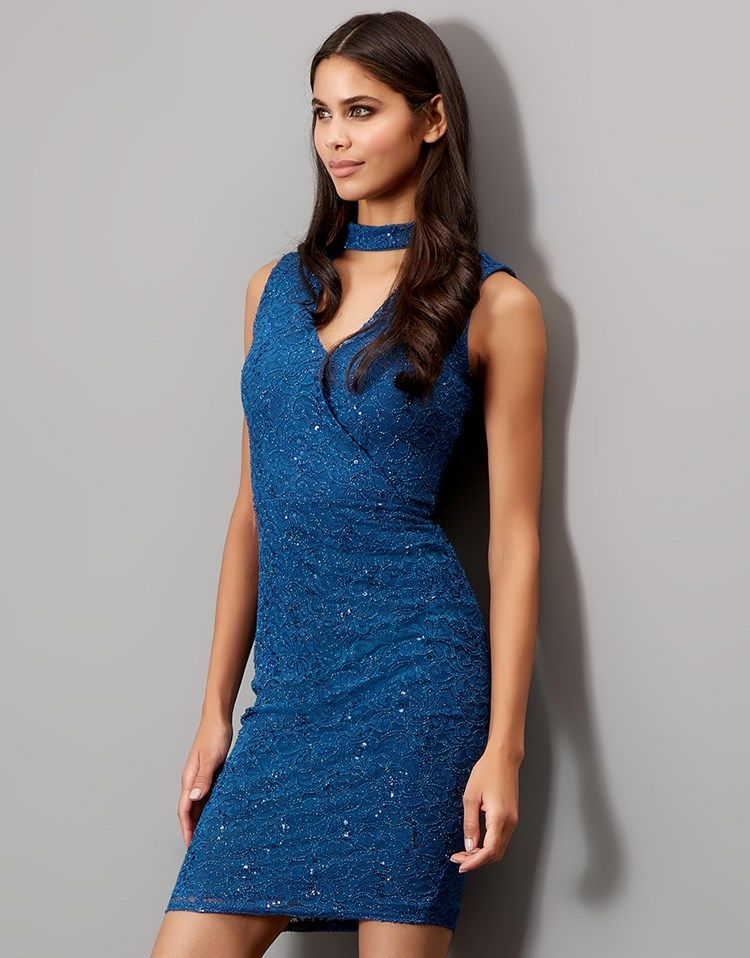 cf3881c23b Choose this bodycon dress by Lipsy when dressing up for the next big event.  The