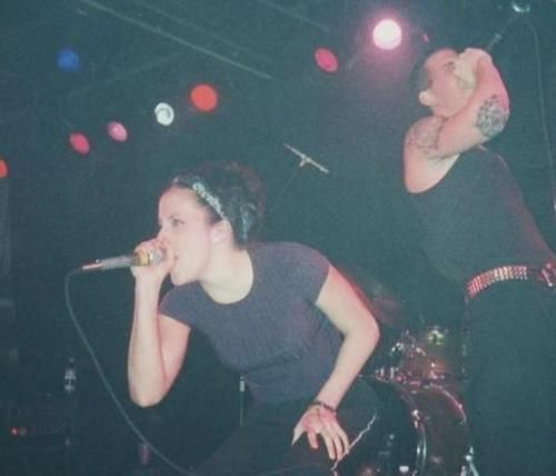 Val And Matt Screaming. Those Who Rock Together... Stay