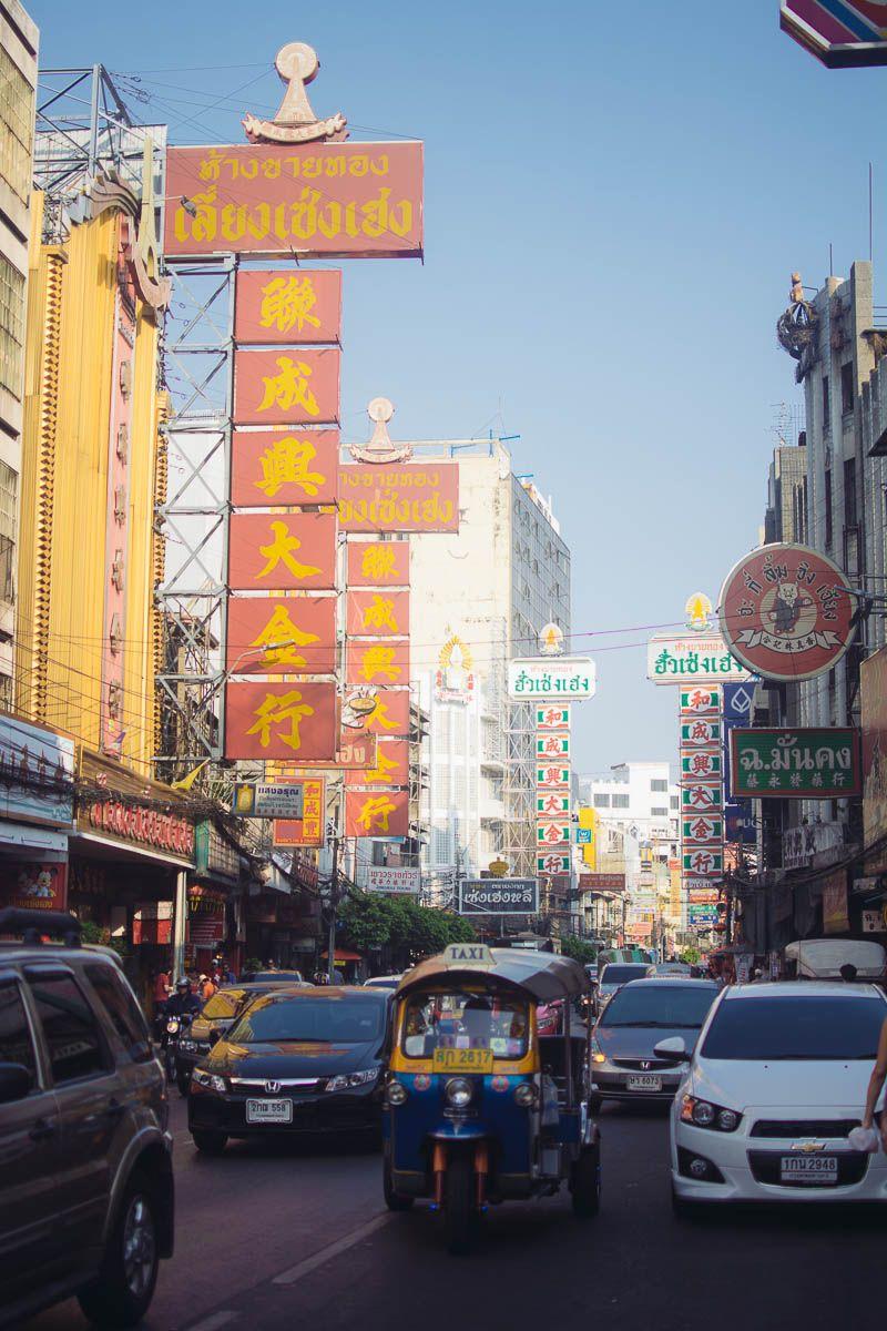 Bangkok, Thaïlande                                                       …