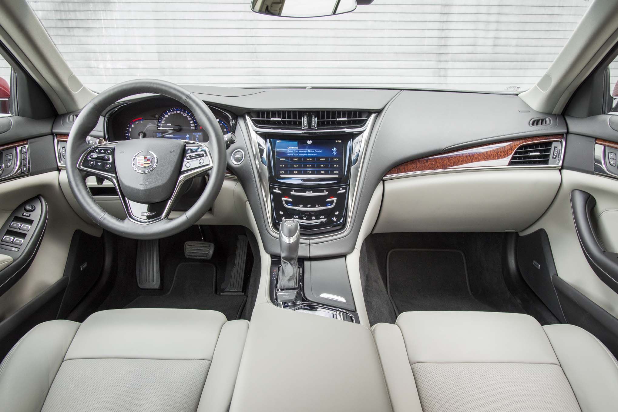 Image Result For 2014 Cadillac Cts Interior White