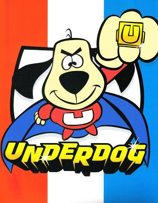 Underdog Biggers Classic Cartoon Characters Classic Cartoons Vintage Cartoon