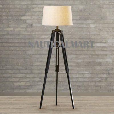 Alencon 67 Tripod Floor Lamp By Nauticalmart Nauticalmart Https Www Dp B01lzzc0ab Ref Cm Sw R Pi Dp X Yti Yb Floor Lamp Tripod Floor Lamps Lamp