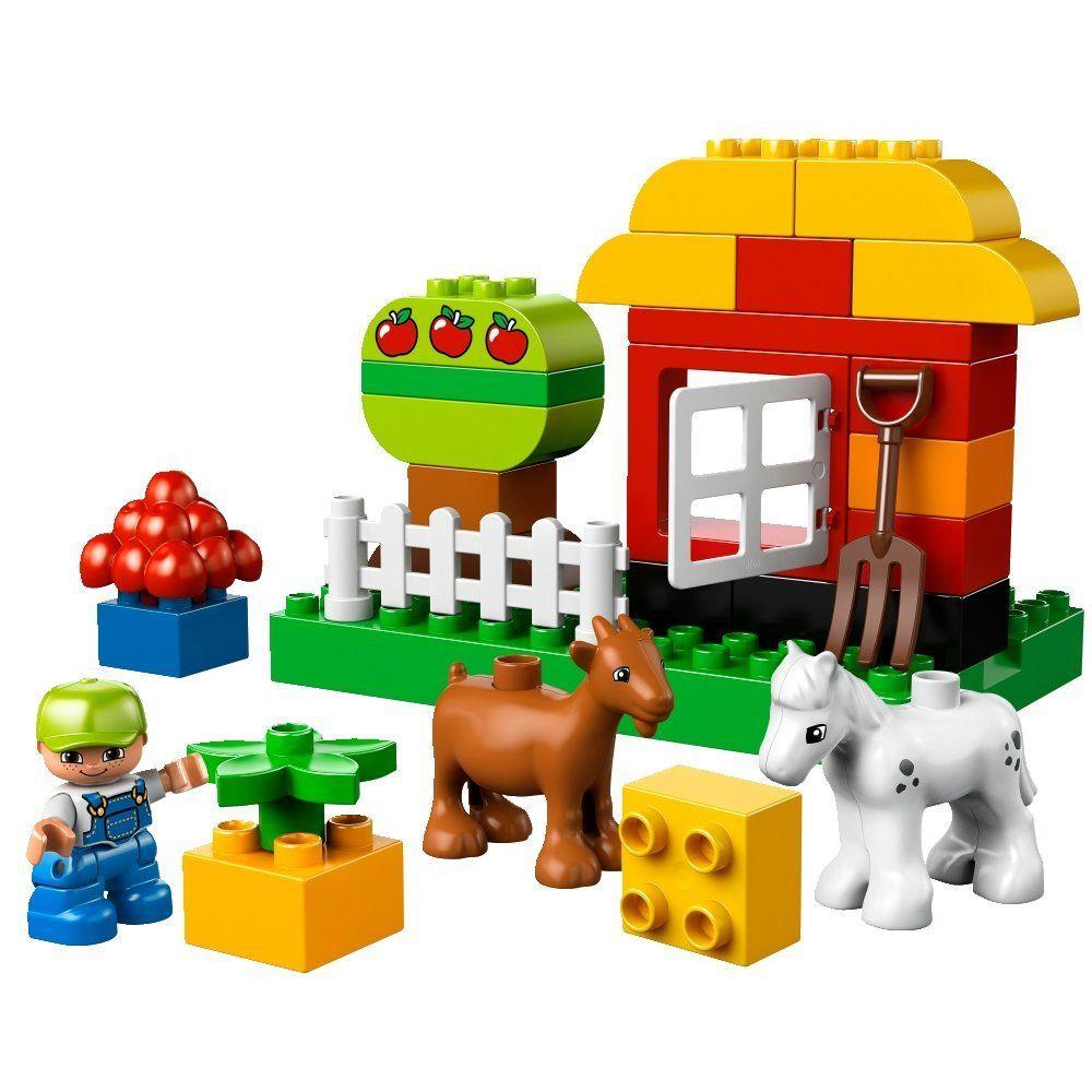 LEGO Duplo - Granja: LEGO DUPLO 10517: My First Garden: Amazon.es: Juguetes y juegos