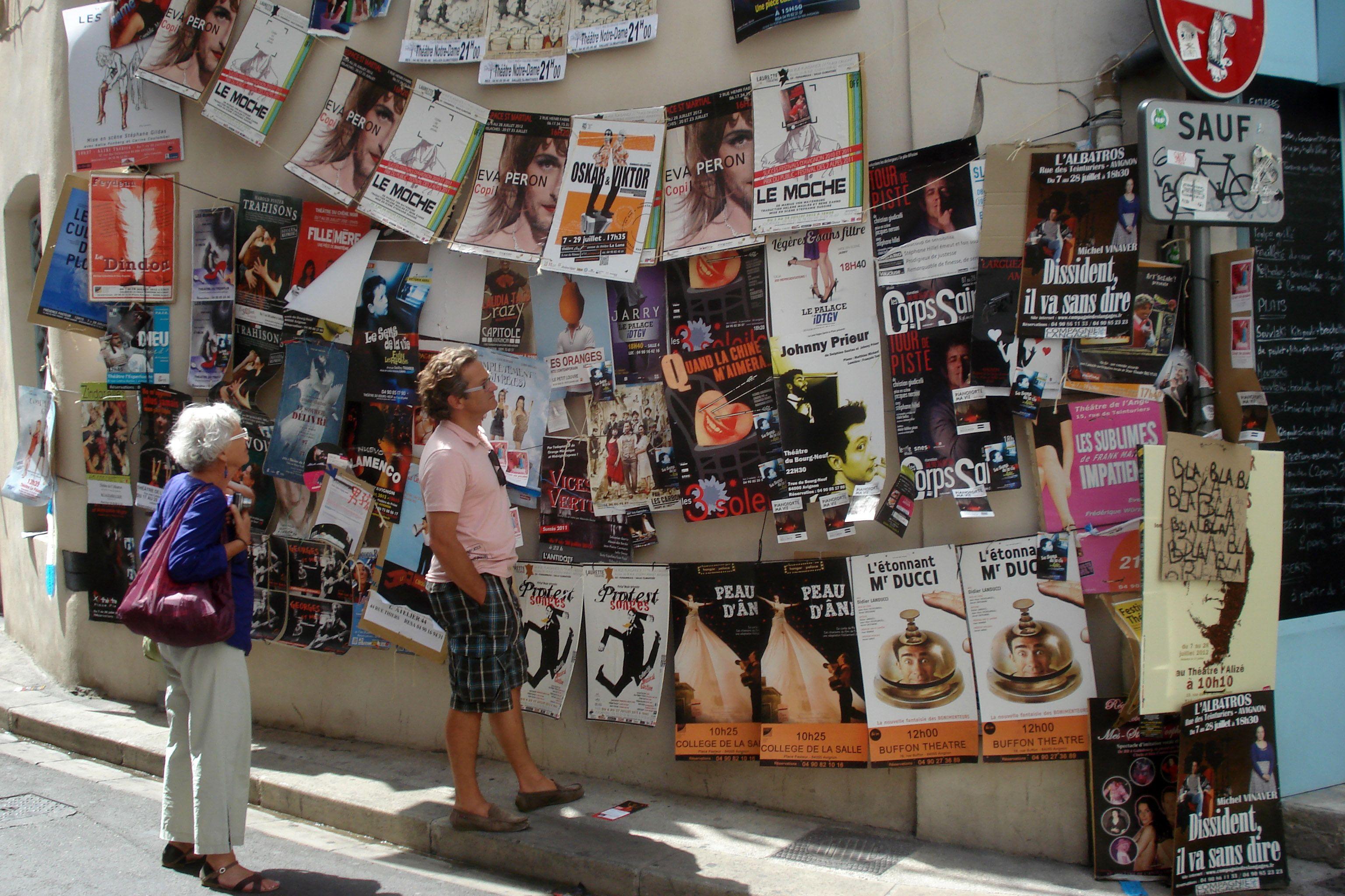 Juillet 2012 - ambiance Festival