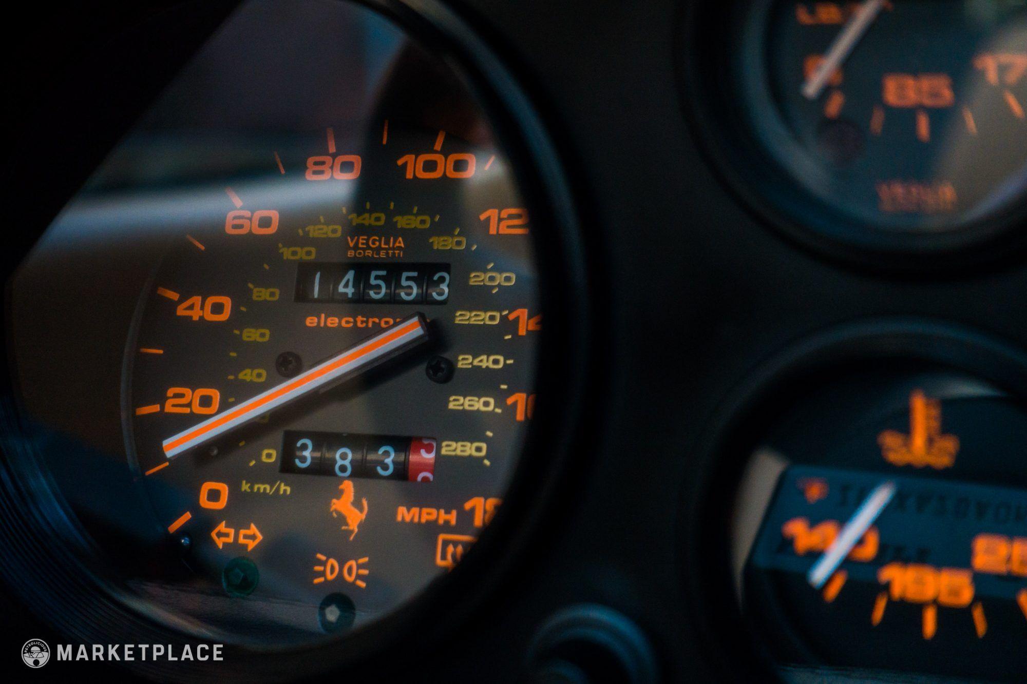 1989 Ferrari 328 Gts Ferrari 328 Ferrari Ferrari Car