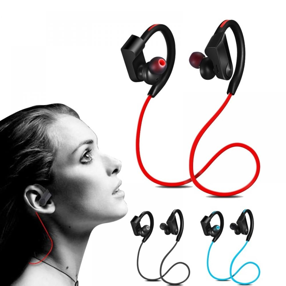 Cbaooo K98 Bluetooth Sport Headset In 2020 Bluetooth Headphones Bluetooth Earphones Sport Earphones