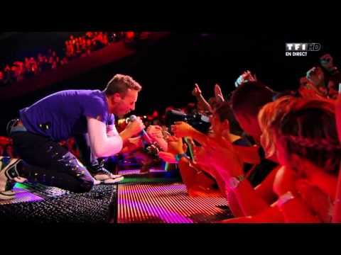 (HD) Coldplay - Adventure Of A Lifetime (live @ NRJ Music Awards 2015)
