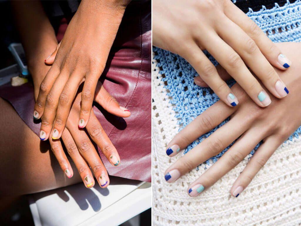 Nagellack Trend 2017: Diese Nagelmotive werden angesagt | Nagellack ...