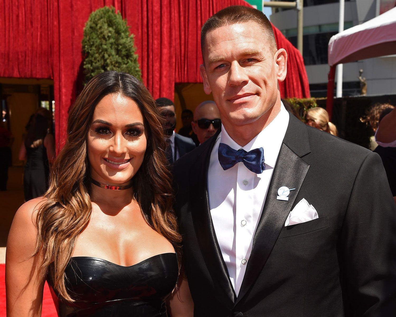 Nikki Bella And John Cena Wedding.Nikki Bella S Preliminary Thoughts On Wedding Planning Exclusive