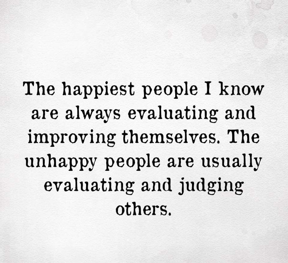 The Happiest People Are