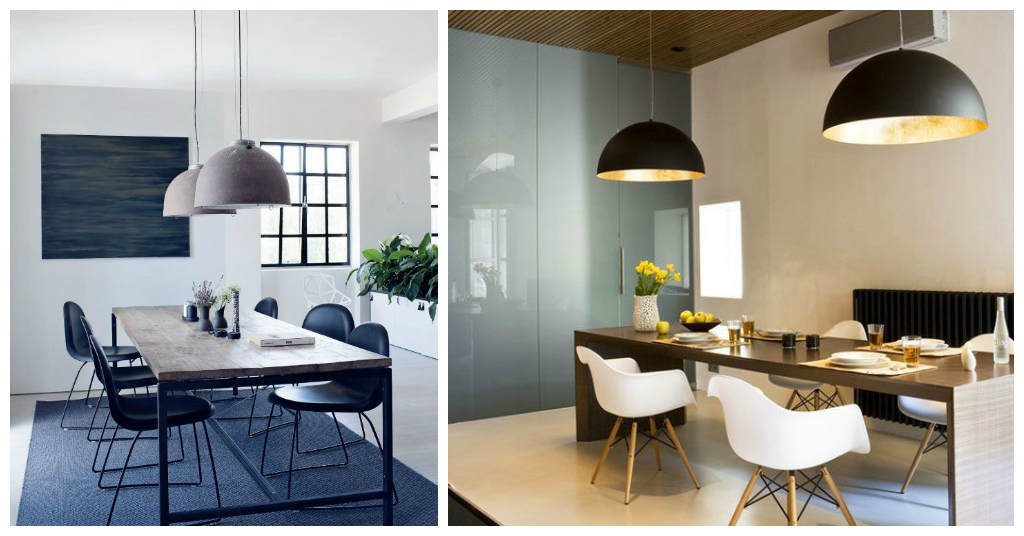 8 idées de salle à manger moderne rustique | idées maison ...
