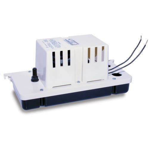 Little Giant 554210 80 Gph 230v Automatic Condensate Removal Pump With Safety Switch Silver Stainless Steel Products Safety Switch Drain Pump Air Condit