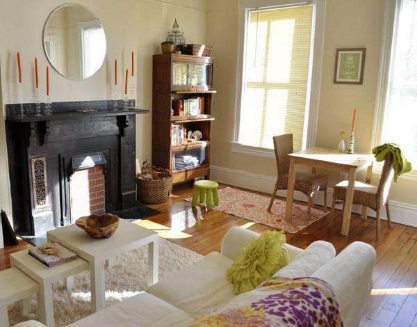 small-cool-home-tours  Маленькие американские квартиры