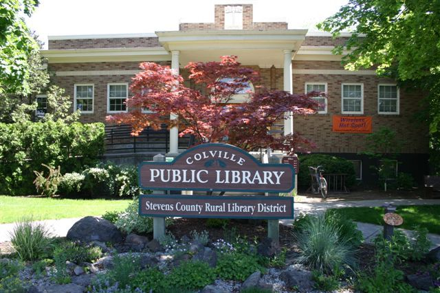 Colville Public Library Libraries Of Stevens County