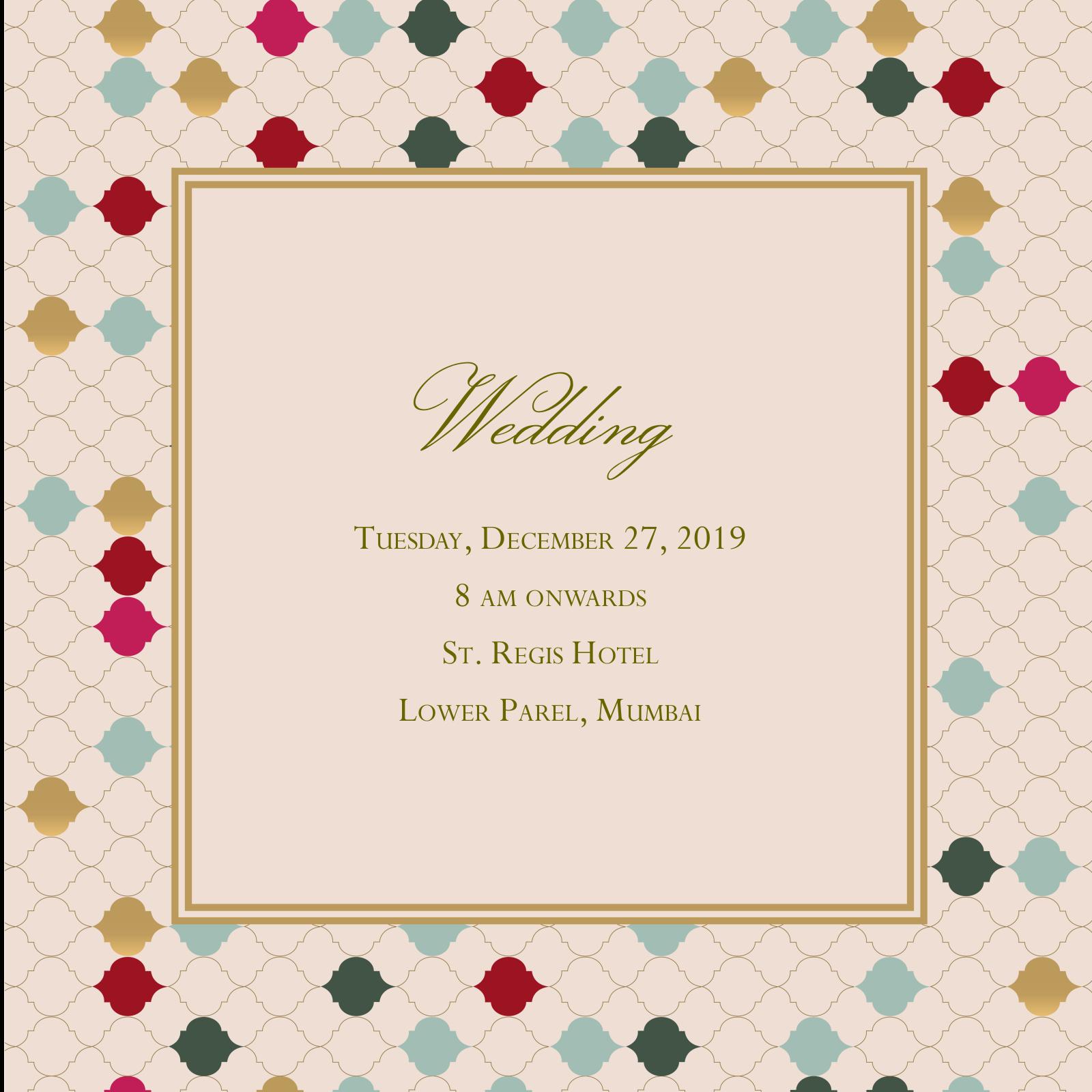 Pin On Multi Page Cards Digital Wedding Invitation Templates