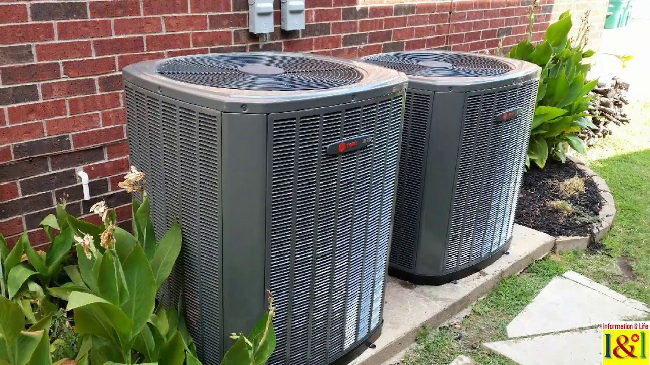Top 5 Best Havc Systems 2018 The Best Central Air Conditioning