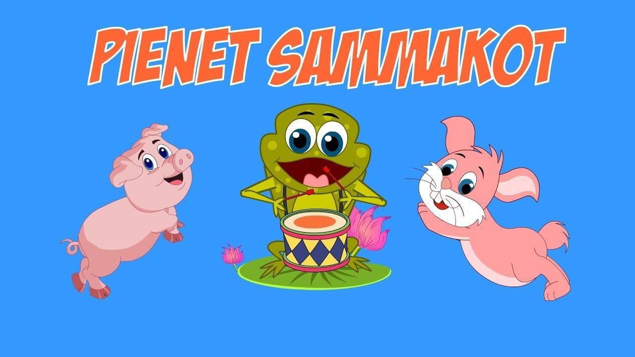 Lastenlauluja suomeksi    Pienet sammakot + monta muuta lastenlaulua