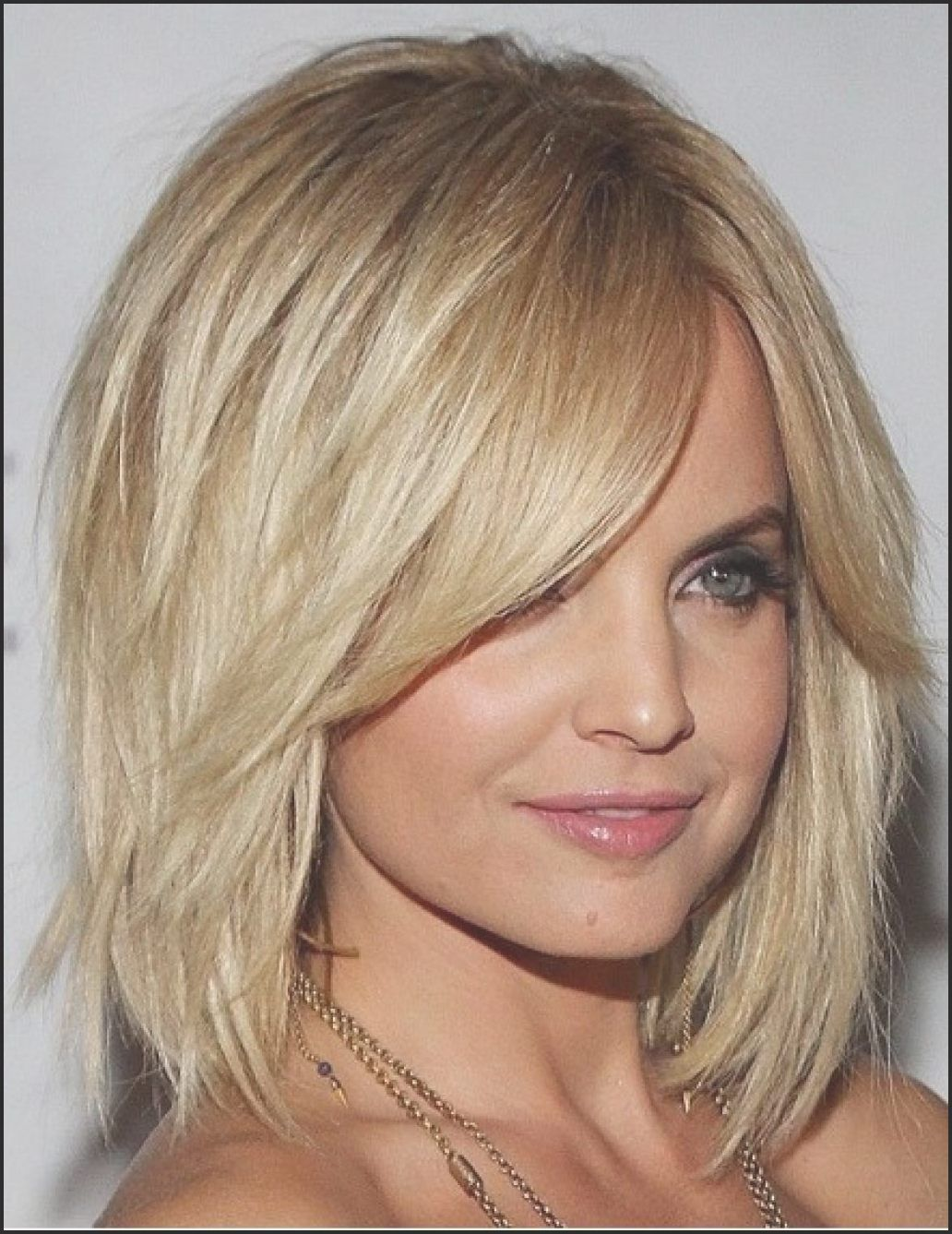 Image result for medium length shaggy haircuts with bangs hair