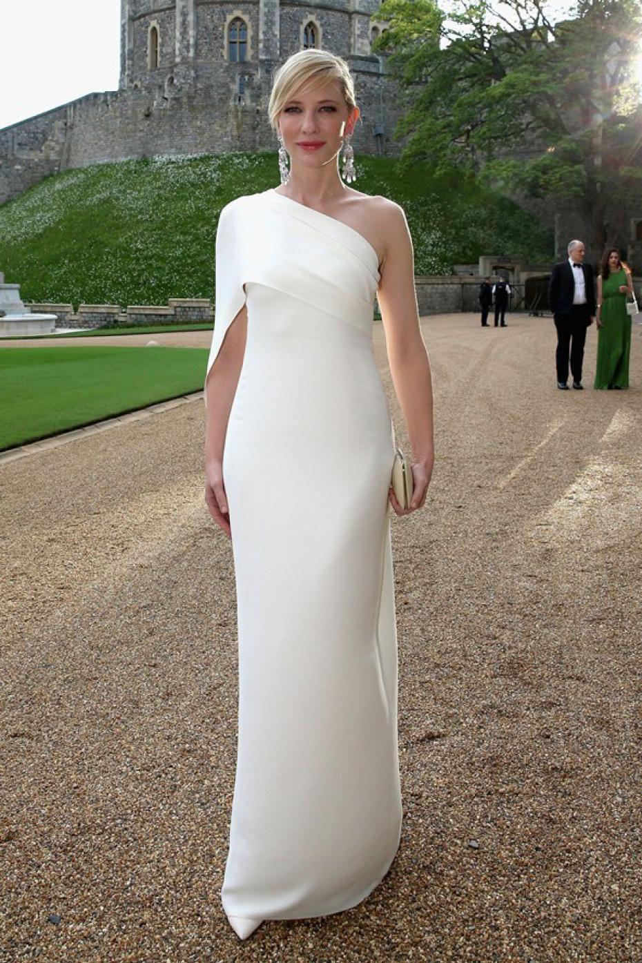 Blanchett Belle Cate Blanche LaurenPrintemps Ralph De Robe tdCQhrs