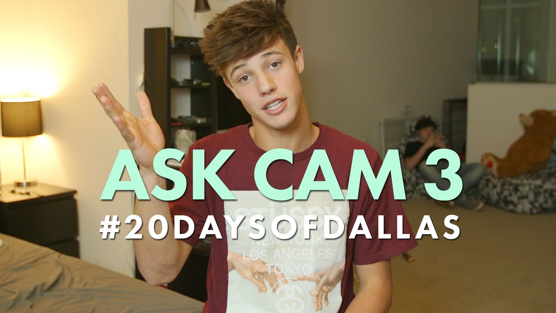 ask cam 3 #20daysofdallas omg yes i have been waiting all day for it