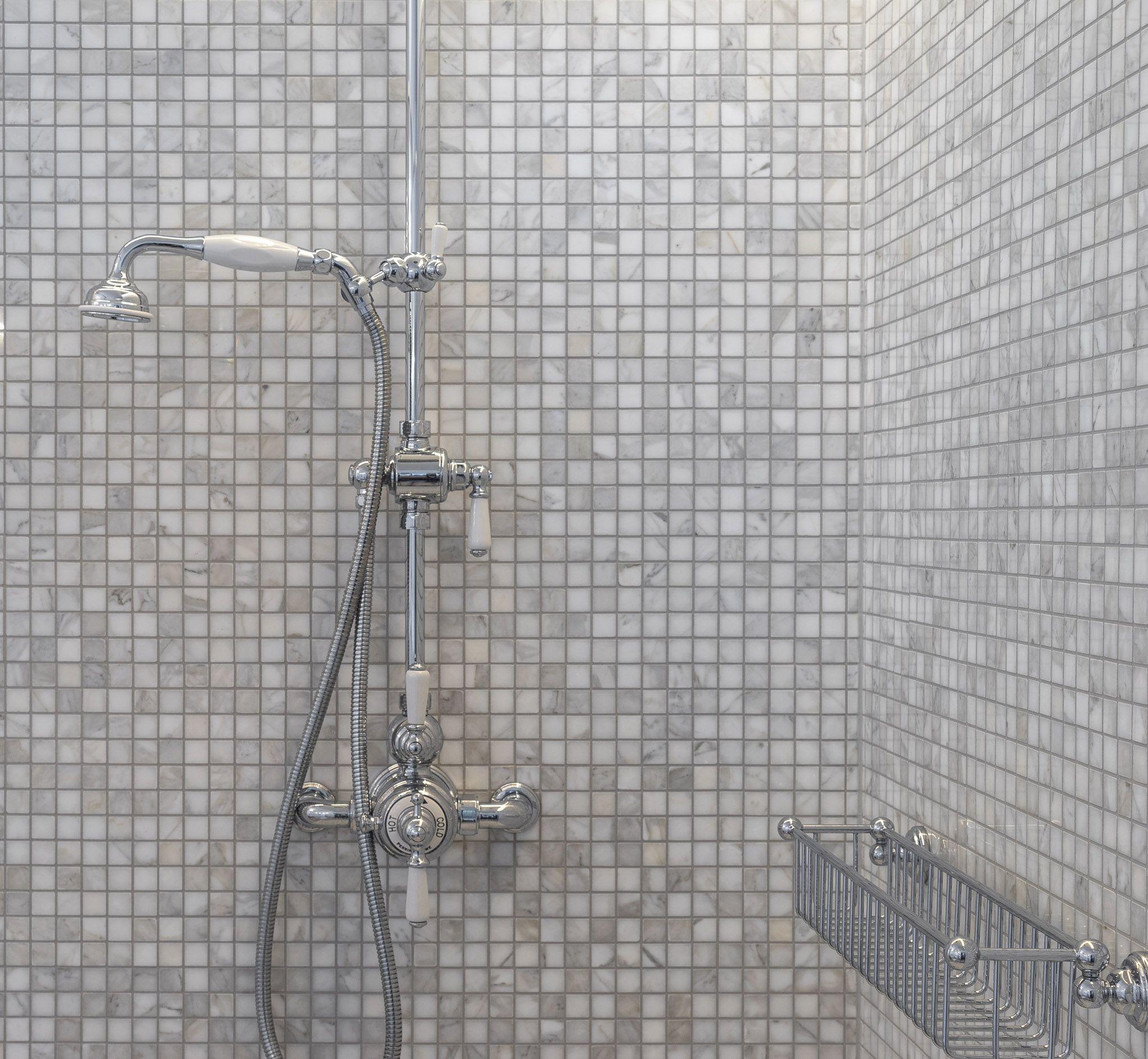 Retro Duscharmatur Duscharmatur Traditionelle Bader Badezimmer
