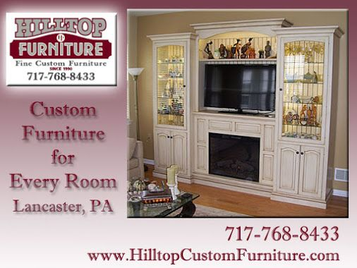 Http Hilltopcustomfurniture Com Kitchen Html Manufacturing Custom Furniture Custom Furniture Amish Family Furniture