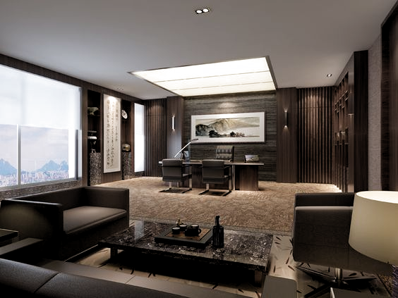 Lawyer Office Interior Design Ideas The Architecture Designs Escritorios De Design De Interiores Projeto De Home Office Projeto De Escritorio Corporativo