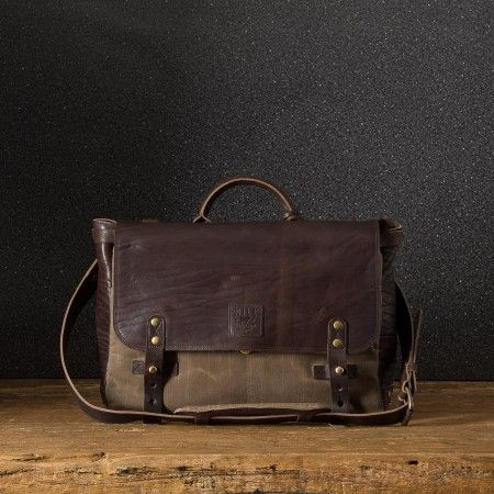 Will Leather Goods Envoy Messenger  fathersday  dad  messenger  bag  leather 9736985e3